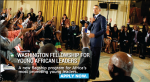 President Obama's Washington Fellowship for Young African Leaders